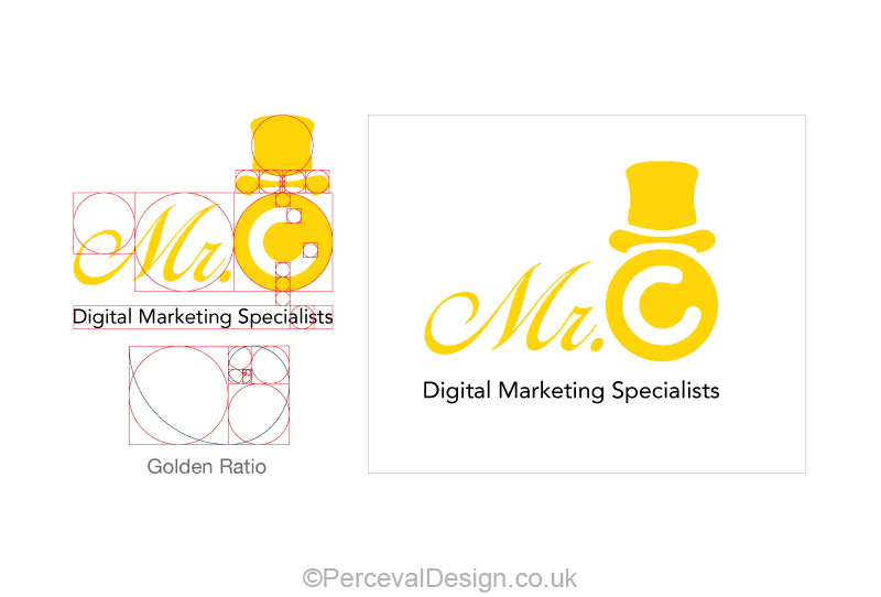 Logo design for Mr C, digital marketing consultants