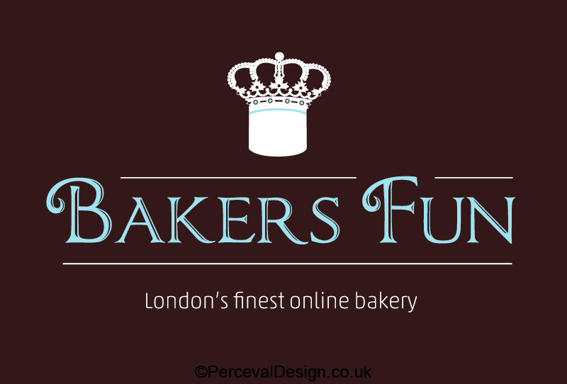 Logo design for Bakers Fun