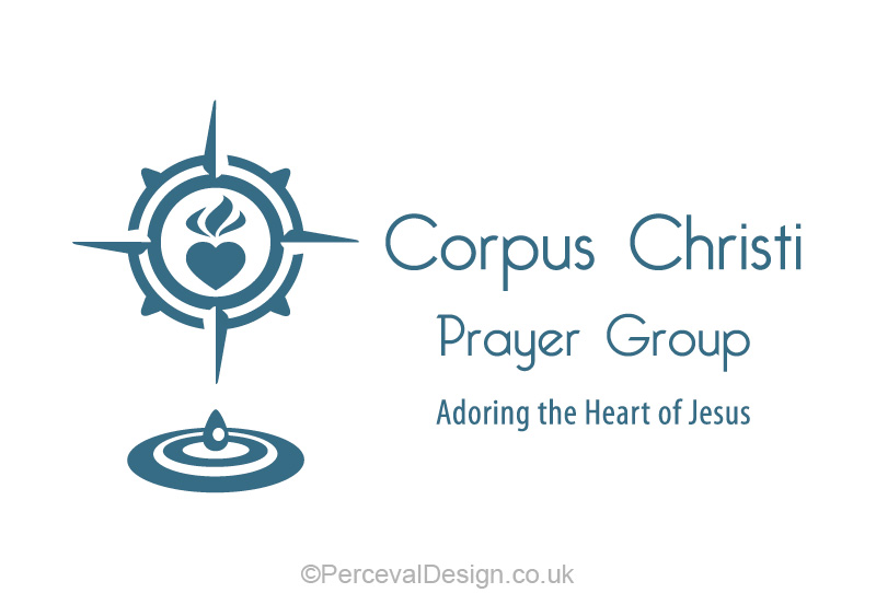 Logo design for Corpus Christi prayer group