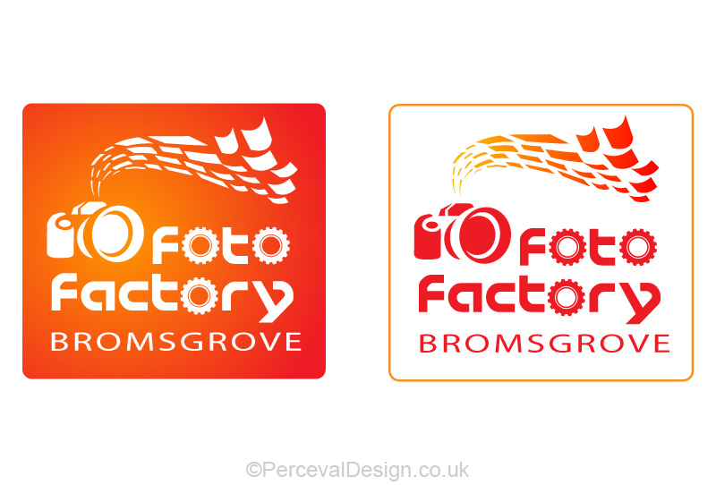 Logo design for Foto Factory
