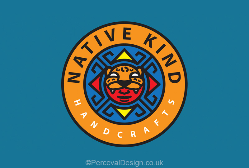 Logo for Native Kind, handcrafts retailer